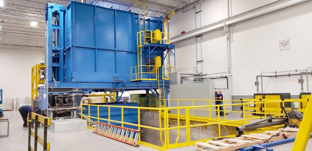 Largest Metal Former Heat Treat Capabilities in the US   Standex ETG
